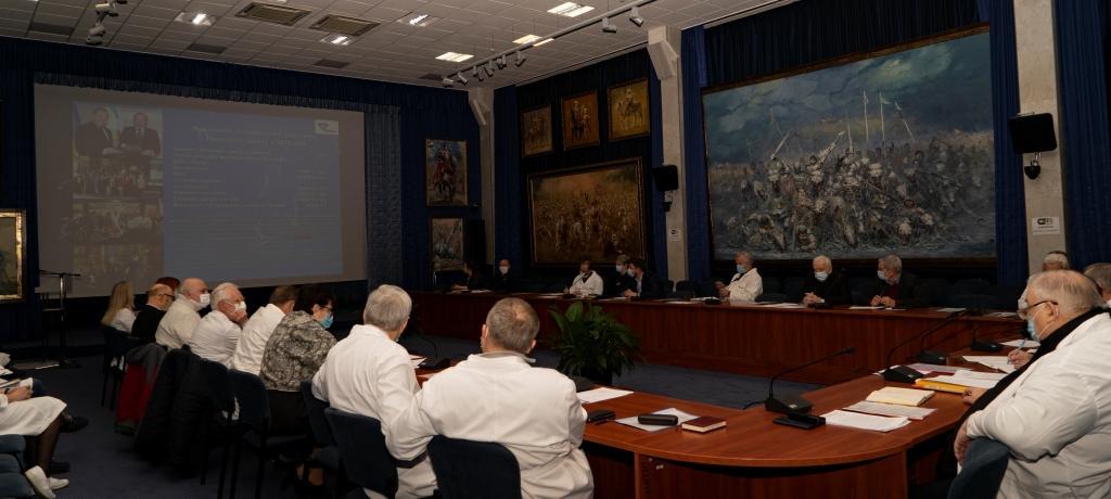 Засідання Ученої ради 26 січня 2021 року